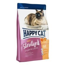 Happy Cat Sterilised Atlantik-Lachs 10 kg