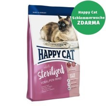 Happy Cat Sterilised Voralpen-Rind 10 kg