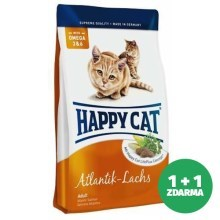 Happy Cat Supreme Adult Atlantic-Lachs 1,4 kg