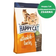 Happy Cat Supreme Adult Atlantic-Lachs 4 kg
