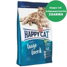 2x Happy Cat Supreme Adult Large Breed 10 kg