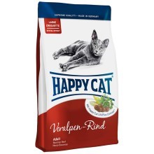 Happy Cat Supreme Adult Voralpen-Rind 4 kg