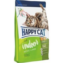 Happy Cat Supreme Indoor Weide-Lamm 300 g