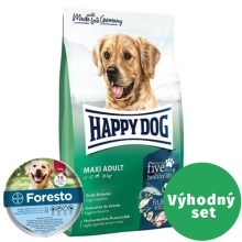 Happy Dog Fit & Vital Maxi Adult SET 14 kg + Foresto 70