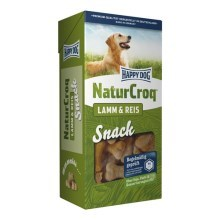 Happy Dog Natur Snack Lamm + Reis 350 g