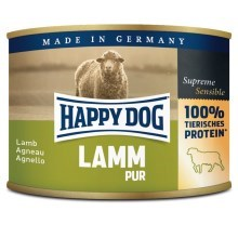 Happy Dog Premium konzerva Lamm Pur 200 g
