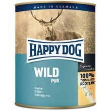 Happy Dog Premium konzerva Wild Pur 800 g