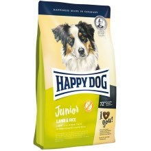 Happy Dog Supreme Junior Lamb & Rice 10 kg