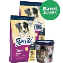 Happy Dog Supreme Junior Original Duo Pack 2 x 10 kg