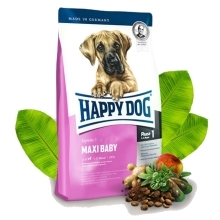 2x Happy Dog Supreme Maxi Baby 15 kg