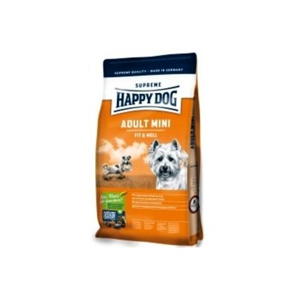 happy dog supreme mini adult 4 kg. Black Bedroom Furniture Sets. Home Design Ideas