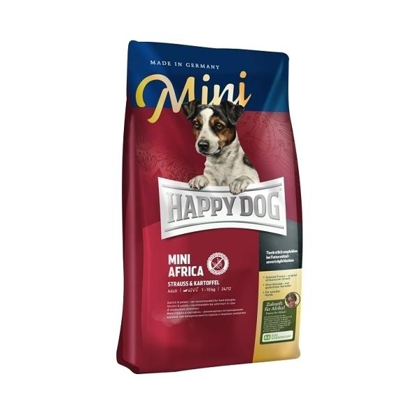 happy dog supreme mini africa 4 kg. Black Bedroom Furniture Sets. Home Design Ideas