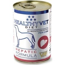 Healthy Vet Diet Dog Hepatic 400 g