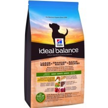 Hill's Canine Ideal Balance Adult Large Chicken & Brown Rice 12 kg
