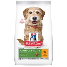 Hill's Canine Mature Adult 7+ Youthful Vitality Small & Mini Chicken 1,5 kg