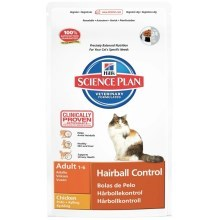 Hill's Feline Adult Urinary Hairball Control 3 kg VÝPRODEJ