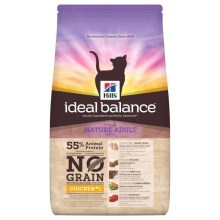 Hill's Feline Ideal Balance Mature No Grain Chicken & Potato 1,5 kg