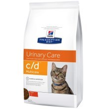 Hill's PD Feline c/d MultiCare Chicken 5 kg