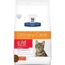 Hill's PD Feline c/d Urinary Stress Chicken 4 kg