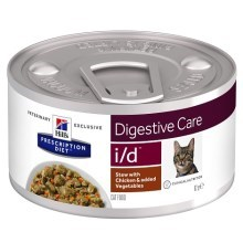 Hill's PD Feline i/d Stew Chicken, Rice & Vegetable 82 g