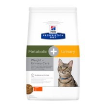 Hill's PD Feline Metabolic + Urinary 1,5 kg