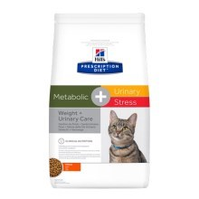 Hill's PD Feline Metabolic + Urinary Stress 4 kg