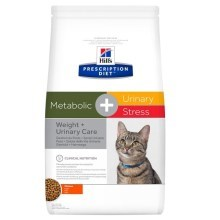 Hill's PD Feline Urinary Stress + Metabolic Chicken 4 kg