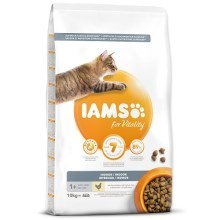 Iams Cat Adult Indoor Chicken 10 kg