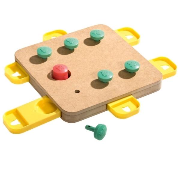 Interaktivní hračka pro psy Cube 32 cm  1bd14a8a4d7
