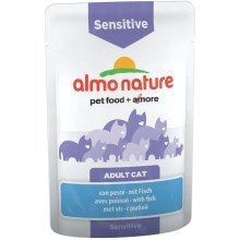 Kapsička Almo Nature Functional Sensitive ryba 70 g