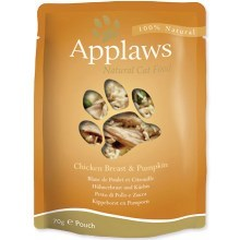 Kapsička Applaws Cat Chicken & Pumpkin 70 g