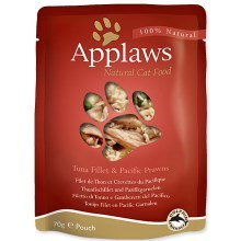 Kapsička Applaws Cat Tuna & Pacifc Prawn 70g