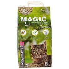 Kočkolit Magic Cat Litter Woodchips 10 l