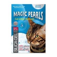 Kočkolit Magic Pearls Ocean Breeze 16 l