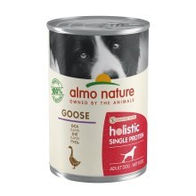 Konzerva Almo Nature 100% Single Protein husa 400 g