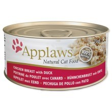 Konzerva Applaws Cat Chicken & Duck 70 g