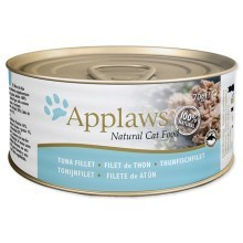 Konzerva Applaws Cat Tuna Fillet & Cheese 70g