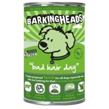 Konzerva Barking Heads Bad Hair Day 400 g