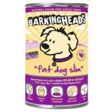 Konzerva Barking Heads Fat Dog Slim 400 g