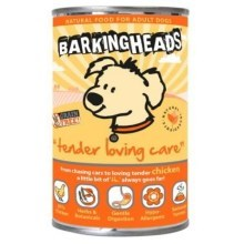 Konzerva Barking Heads Tender Loving Care 400 g