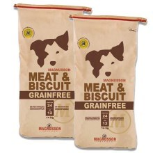 Magnusson Meat & Biscuit Grain Free Duo Pack 2x14 kg