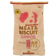 Magnusson Meat & Biscuit Junior 4,5 kg