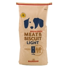2x Magnusson Meat & Biscuit Light 14 kg
