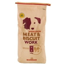 2x Magnusson Meat & Biscuit Work 14 kg