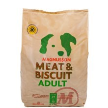 Magnusson Meat&Biscuit Adult 4,5 kg