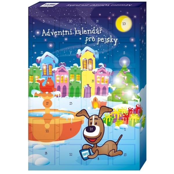 psi adventni kalendar Mapes adventní kalendář 280 g VÝPRODEJ | SpokojenyPes.cz psi adventni kalendar