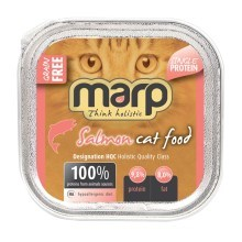 Marp Holistic Cat vanička Pure Salmon 100 g