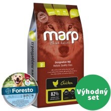 Marp Holistic Chicken ALS Grain Free SET 12 kg + Foresto 70