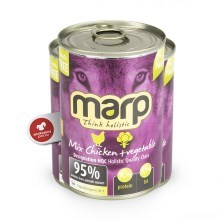 Marp Holistic Dog konzerva MIX Chicken & Vegetable 400 g