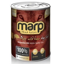 Marp Holistic Dog konzerva Pure Wilde Boar 400 g